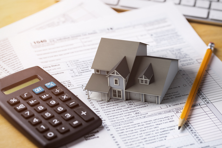 Home Tax Deduction Mortgage Interest